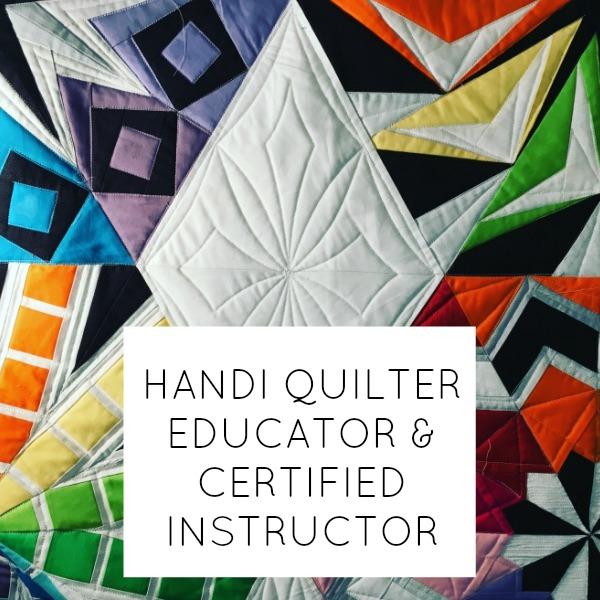 HANDI QUILTER EDUCATOR