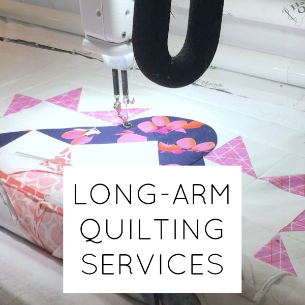 LONG ARM QUILTING SERVICES